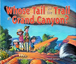 Whose Tail on the Trail at Grand Canyon?