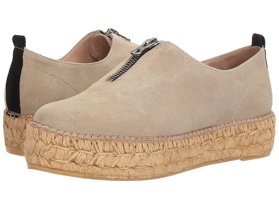 Eric Michael Serena (Beige Nubuck) Women's Shoes
