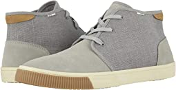 Drizzle Grey Suede/Heritage Canvas