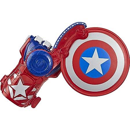 Avengers Power Moves Capitán América (Hasbro E7375EU4)
