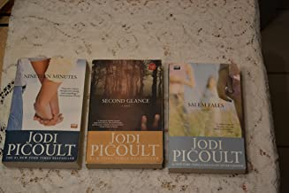 Set of 8 Jodi Picoult Novels (Change of Heart, Song of The Humpback Whale, The Pact, Vanishing Acts, My Sister's Keeper, S...