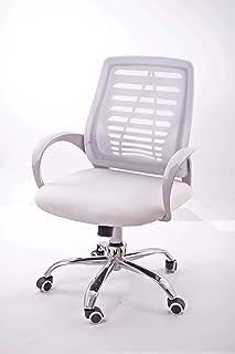 white Office Wheelchair