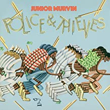 Best junior murvin police and thieves album Reviews