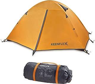 KeenFlex Tienda de campaña para 2 Personas de Doble Capa