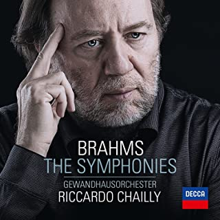 brahms the symphonies riccardo chailly