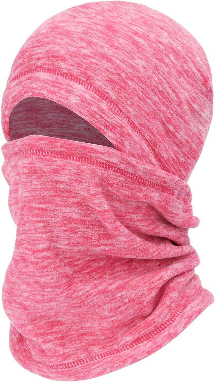 mysuntown Ski Mask for Women, Womens Balaclava Face Mask, Winter Face Mask for Men