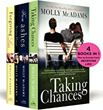 The Molly McAdams New Adult Boxed Set: Taking Chances, From Ashes, Stealing Harper, Forgiving Lies, and an excerpt from De...