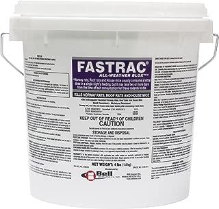 Fasttrac Blox, Fastrac Rodenticide 4lb pail