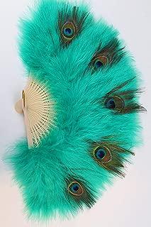Best burlesque dance feather fans Reviews