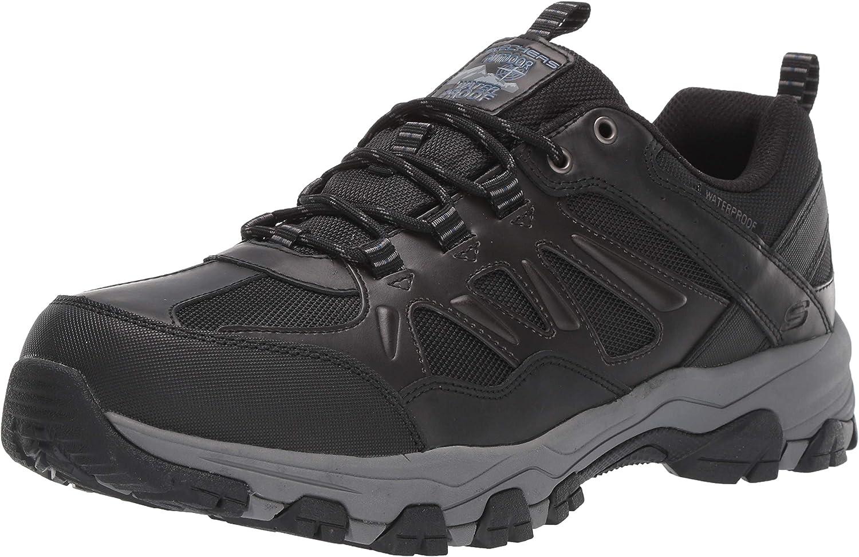 Skechers Men's Selmen-enago Trail Oxford Shoe Hiking Max 77% OFF It is very popular