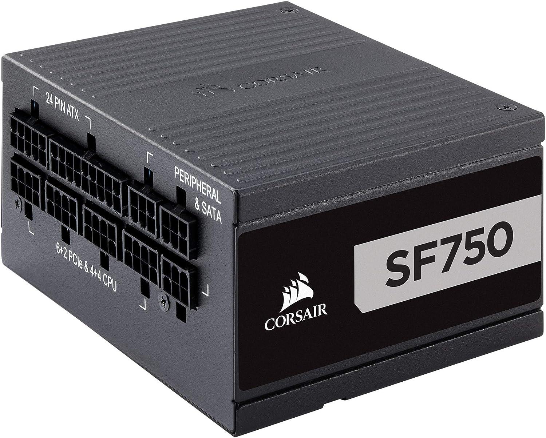 小型PCに最適なSFX電源ユニット「Corsair SF Series SF750」