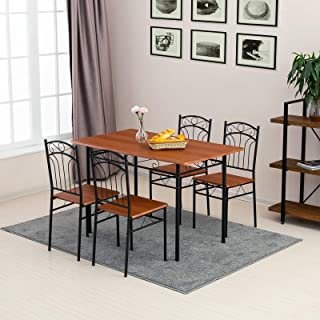 Best table dining wood Reviews