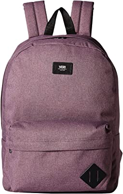 ae31cd36f7a97 Vans. Old Skool II Backpack.  35.00. 4Rated 4 stars out of 5. Black Plum