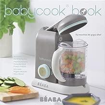 Beaba Babycook Recipe Book - French: 85 recettes de papa-chef