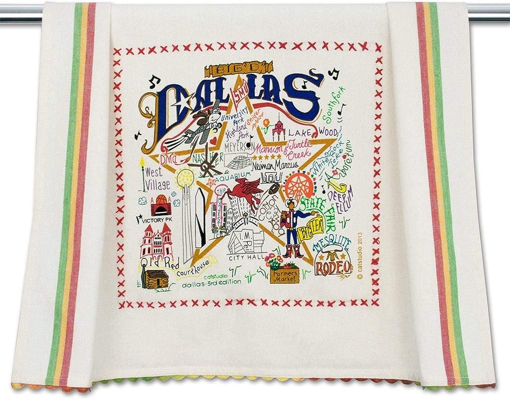 Catstudio Dallas Dish Towel