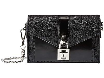 Steve Madden Belle (Black) Cross Body Handbags