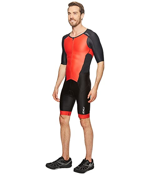 Sleeved Trisuit Zip Perform 2XU Full TwqX64tx1