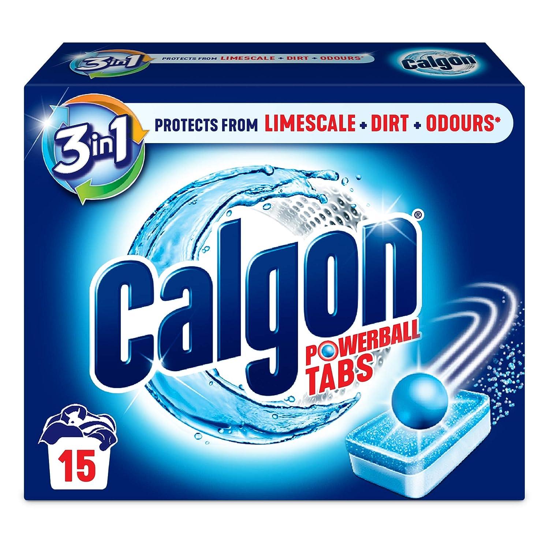 Calgon - Antical 2en 1 paquete individual 15 Tabs