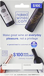 $100.00 Wine Voucher ~Please Read ALL