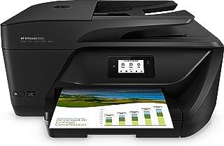 HP OfficeJet 6950 (P4C85A) Stampante Multifunzione a Getto di Inchiostro, Stampa, Scansiona, Fotocopia, Fax, Wifi, A4, HP ...