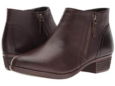 Rockport Cobb Hill Collection Cobb Hill Oliana Panel Boot (Stone Pull Up Leather) Women