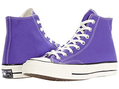 Converse Chuck 70 Hi (Candy Grape/Black/Egret) Shoes
