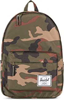 Herschel 10492-00032-OS Classic X-Large Unisex Casual Daypacks Backpack - Woodland Camo