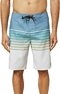 Men's Water Resistant Ultrasuede Classic Swim Boardshort,...