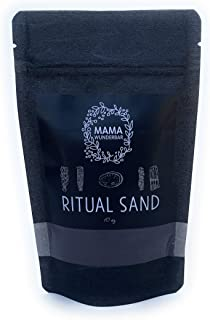 MAMA WUNDERBAR Ritual Sand. and Blessed Incense Sand (Goddess Purple)