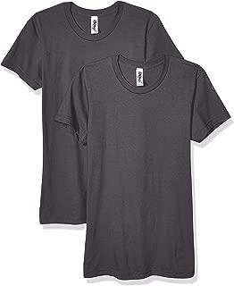 Marky G Apparel Women's Fine Jersey Short-Sleeve T-Shirt-2 Pack