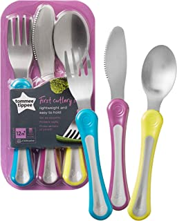 Tommee Tippee First Grown Up Cutlery Set, Pack of 1