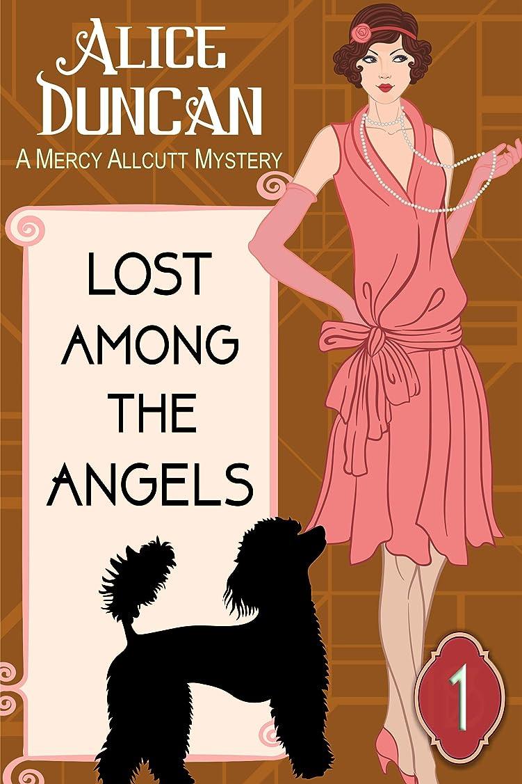 純粋に船乗りフィルタLost Among the Angels (A Mercy Allcutt Mystery, Book 1): Historical Cozy Mystery (English Edition)