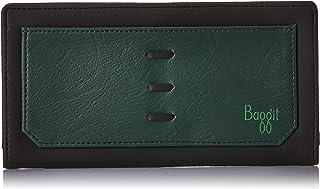 Baggit Lwxe4 Clock Y G Women's Wallet (Black)