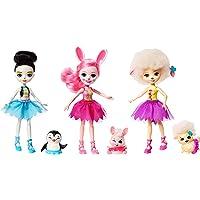 3 Pack Enchantimals Ballet Cuties Doll