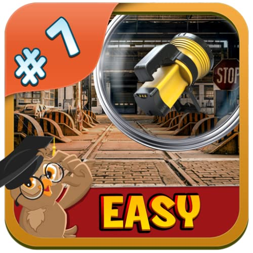 #7 - Electric Factory - New Free Hidden Object Games