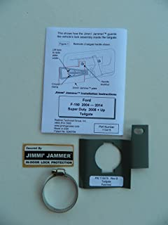 Jimmi Jammer for Ford Truck Tailgate Handle F150 04-14 Super Duty F250 F350 F450 08-15