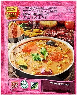 Baba's Sambar Mix Powder, 125 g
