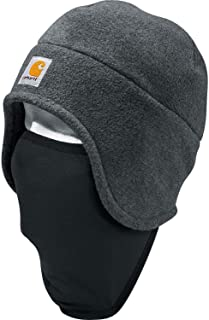 Carhartt Men's Fleece 2 In 1 Hat