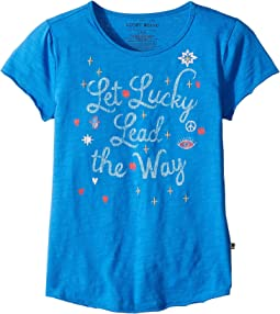 Lucky Brand Kids - Amaya Graphic Tee (Big Kids)