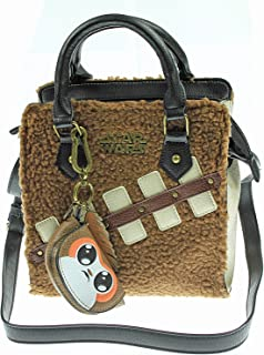Star Wars The Last Jedi Dark Side Quilted Crossbody Handbag Clutch Purse