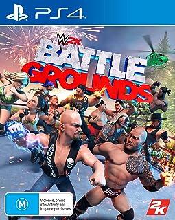 WWE 2K Battlegrounds - PlayStation 4