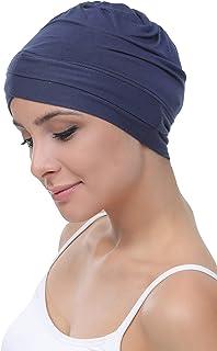 Ssowun Beanie Chemo Jersey M/ützen Damen Hut Bandana Kopftuch Kappen Schlaf H/üte Schatten Kappe Warm H/üte Kappe Chemotherapie EINWEG Verpackung