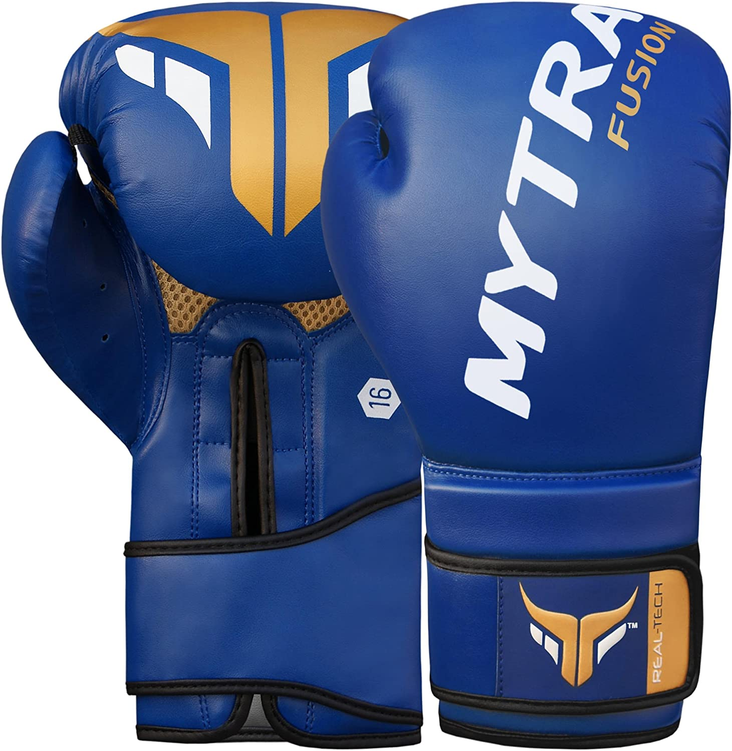 Mytra Fusion Boxing Gloves Synthetic Leather Boxing Gloves