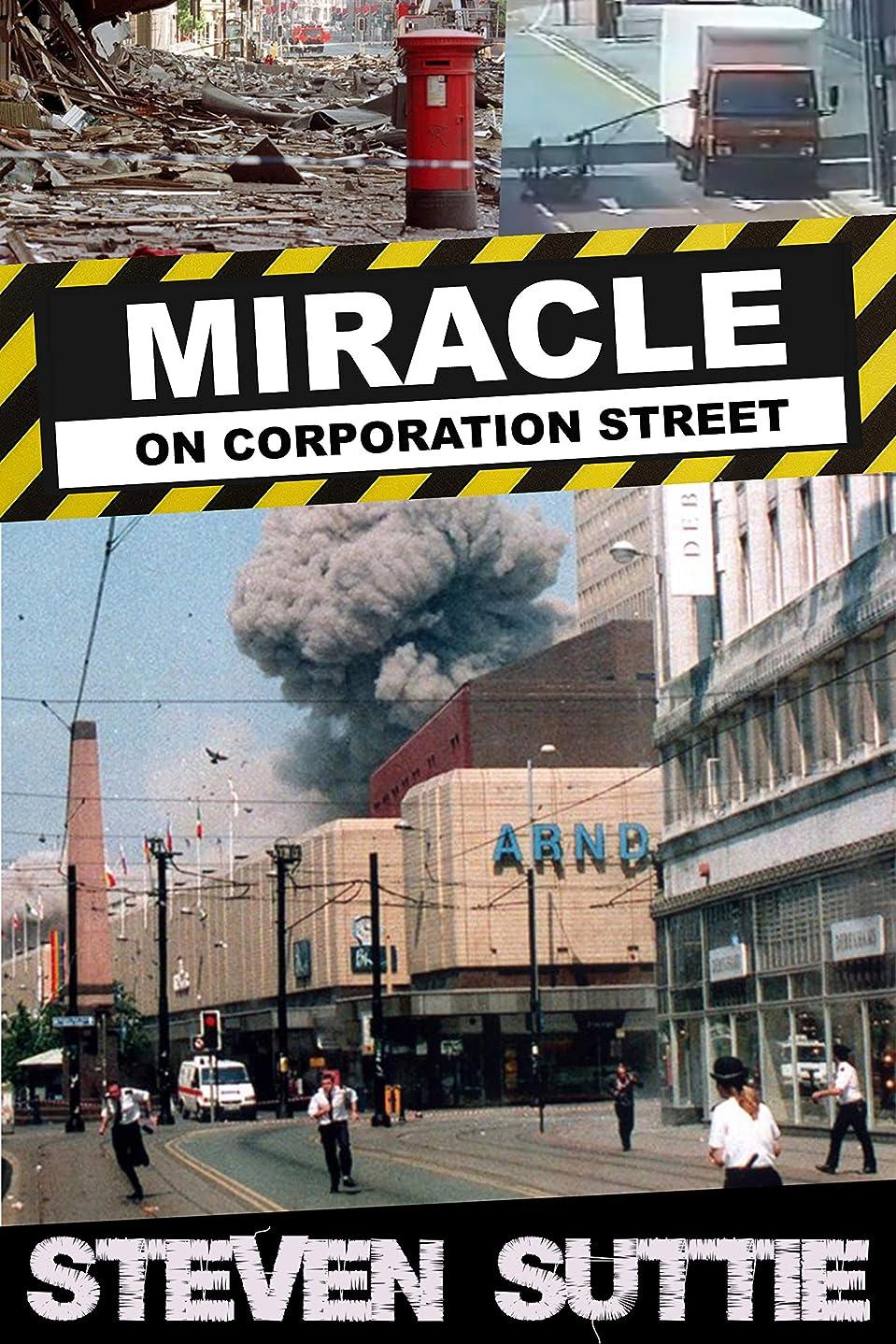 寂しい仮定、想定。推測先入観Miracle on Corporation Street: The Incredible Story of the IRA Bombing of Manchester (DCI Miller Book 1) (English Edition)