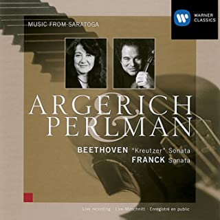 Beethoven: Violin Sonata Op.47 / Franck: Violin Sonata