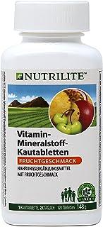 Multivitaminas / Minerales Masticable NUTRILITE Infantil-120/148 gr. comprimidos para 2 meses