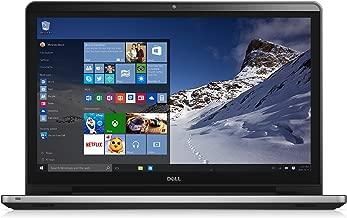 Dell Inspiron i5759-8835SLV 17.3 Inch FHD Touchscreen Laptop (6th Generation Intel Core i7, 16 GB RAM, 2 TB HDD) AMD Radeon R5 (Renewed)