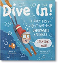 Dive In! — A Topsy-Turvy-Say-It-Out-Loud Underwater Adventure