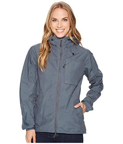 Fjallraven High Coast Wind Jacket (Dusk) Women