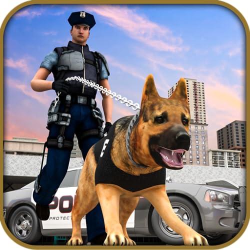 jogo de simulador de cachorro de estimação - jogo de crime em shopping center de simulador de cachorro policial dos EUA
